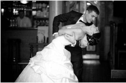 Танец жениха и невесты ? видео