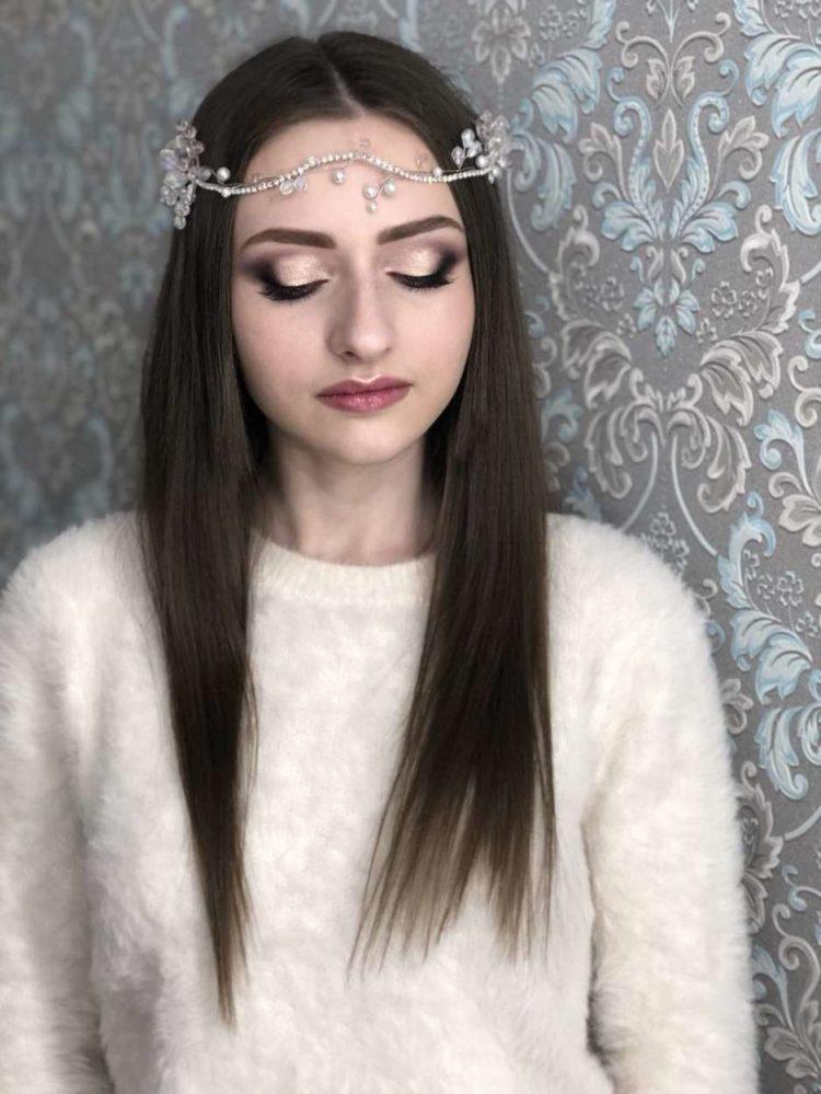 Макияж на свадьбу с фото 100 красивых и стильных идей мейкапа для невесты