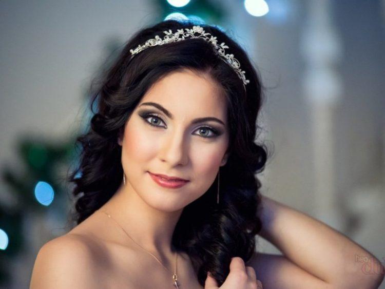 Свадебный макияж для голубых глаз 100 фото с модными и стильными тенденциями в области красивого и легкого мейкапа для невест