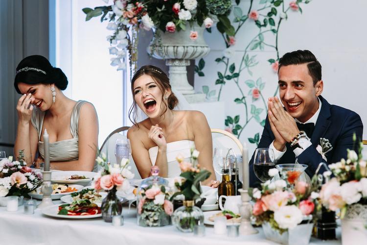 Выбираем ресторан для свадебного торжества