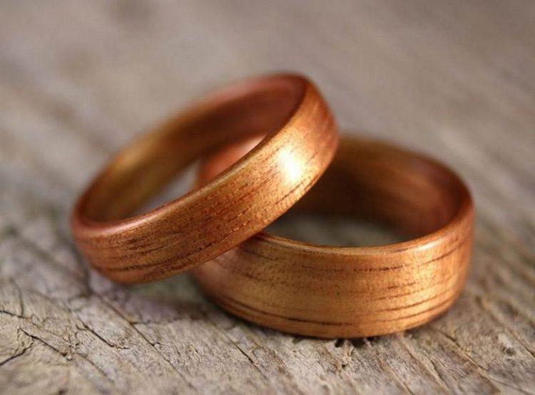 Деревянная свадьба: первый юбилей семьи