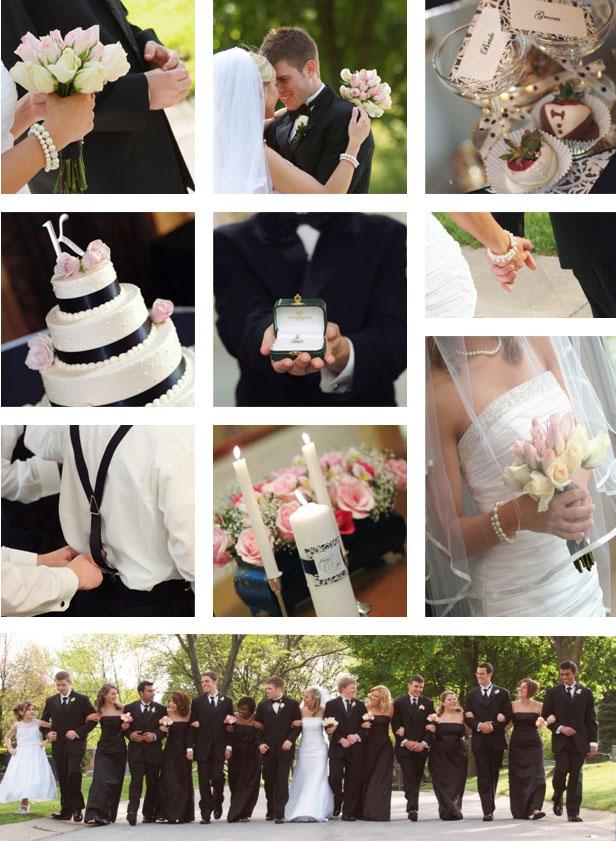 Варианты свадебного сценария для минималистичной свадьбы
