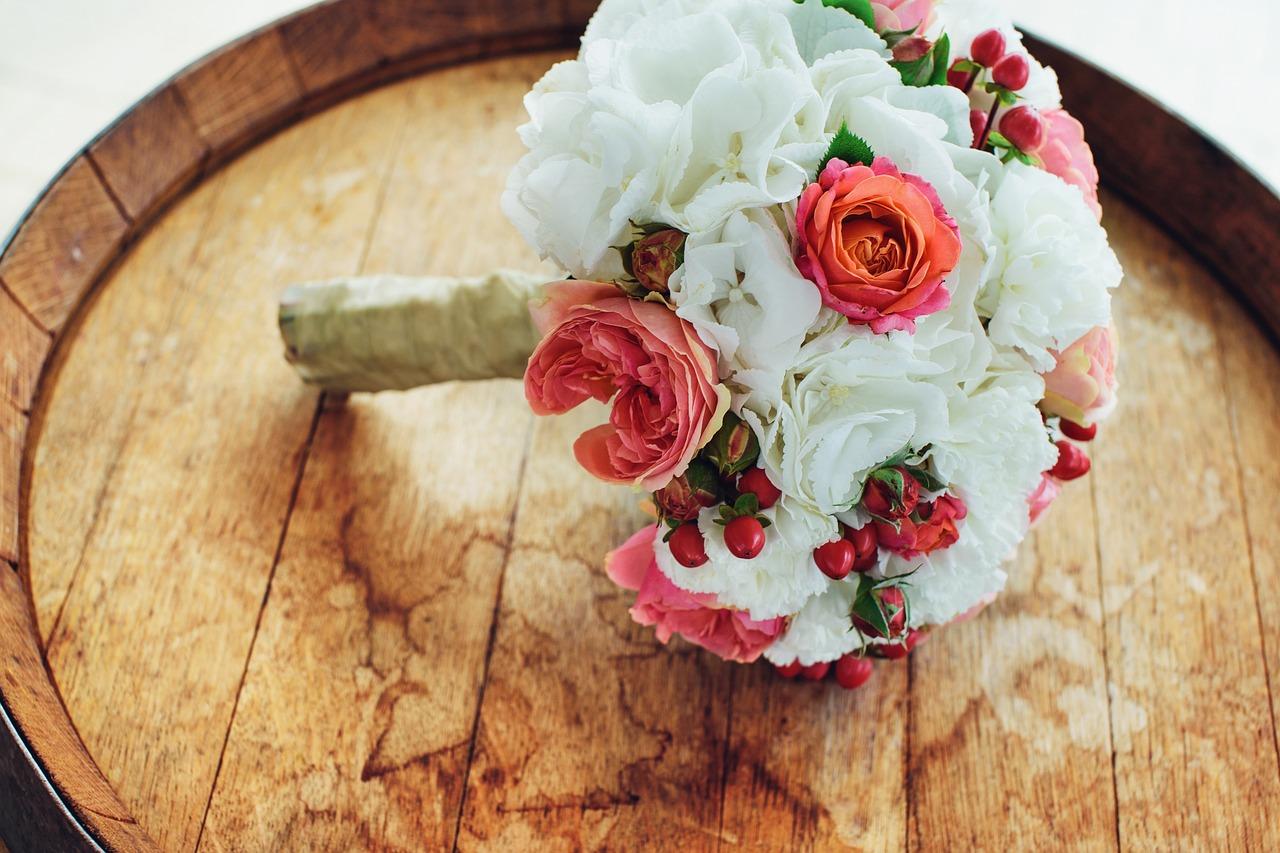 Свадебные обряды с использованием цветов